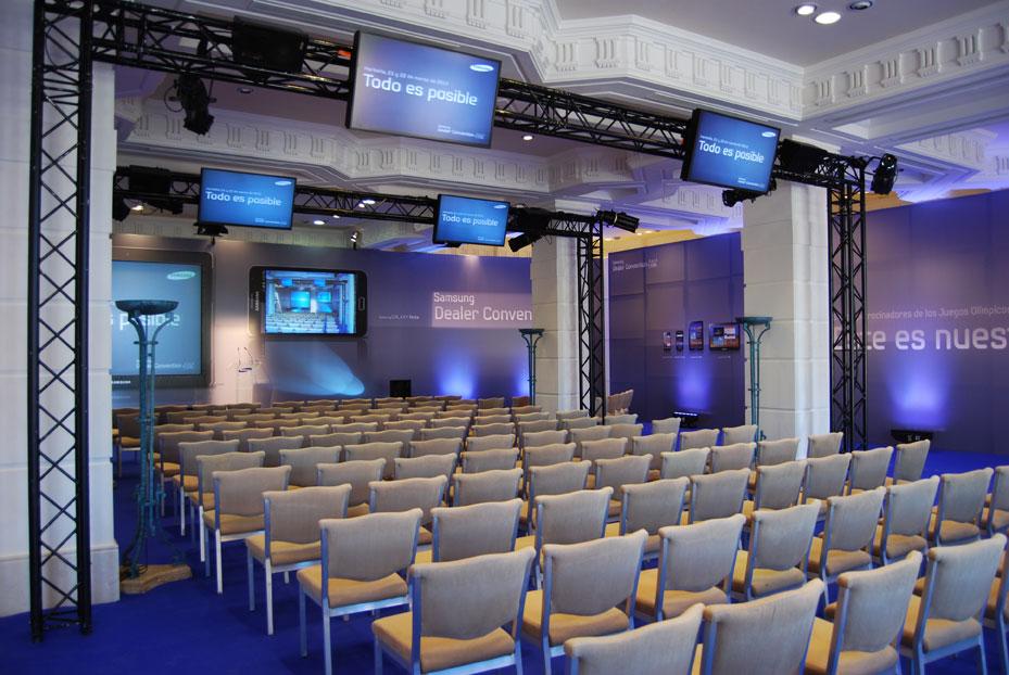Diseñamos espacios audiovisuales ·Mediapal·